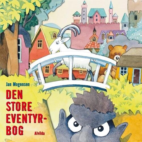 Image of   Den Store Eventyrbog - Jan Mogensen - Bog