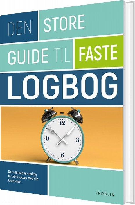 Faste Logbogen - Forlaget Egolibris - Bog
