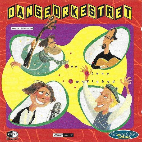 Image of   Danseorkestret - Den Store Kærlighed - CD