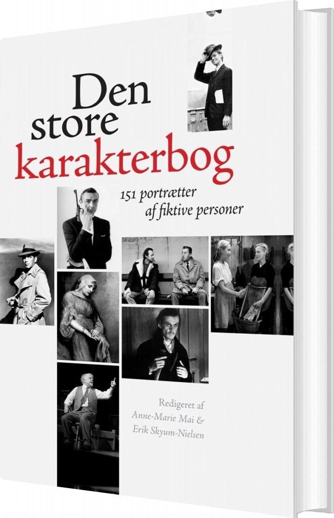 Image of   Den Store Karakterbog - Anne-marie Mai - Bog