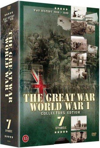 Billede af Den Store Krig - 1. Verdenskrig - DVD - Film