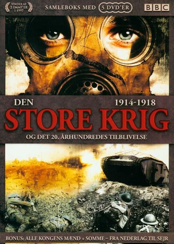 Billede af Den Store Krig 1914-1918 / The Great War 1914-1918 - DVD - Film