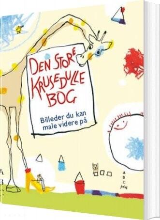Billede af Den Store Krusedullebog - Bernd Mölck-tassel - Bog