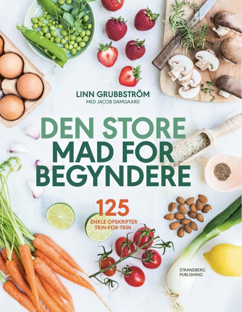 Image of   Den Store Mad For Begyndere - Jacob Damgaard - Bog
