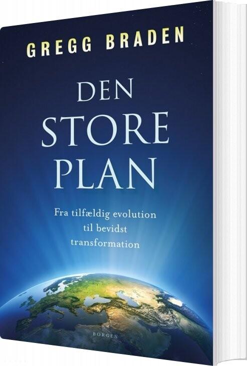 Image of   Den Store Plan - Gregg Braden - Bog