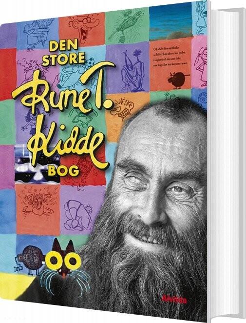 Image of   Den Store Rune T. Kidde-bog - Rune T. Kidde - Bog