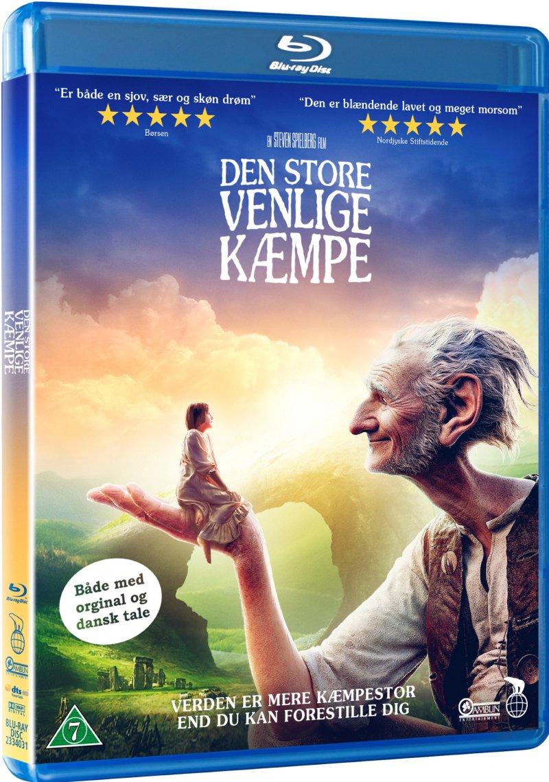 Billede af Den Store Venlige Kæmpe / The Bfg - Blu-Ray