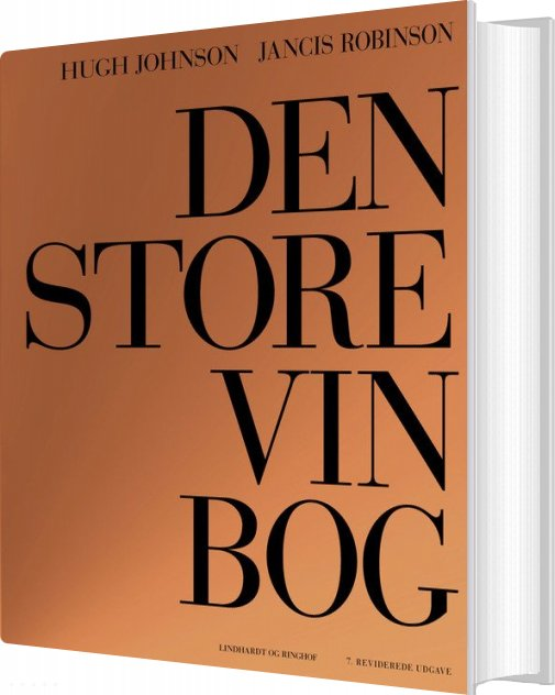 Den Store Vinbog 7. Udgave - Hugh Johnson - Bog