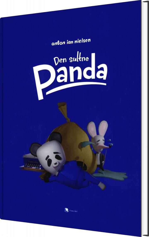Den Sultne Panda - Anton Ian Nielsen - Bog