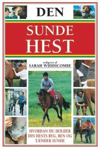 Image of   Den Sunde Hest - Sarah Widdicombe - Bog