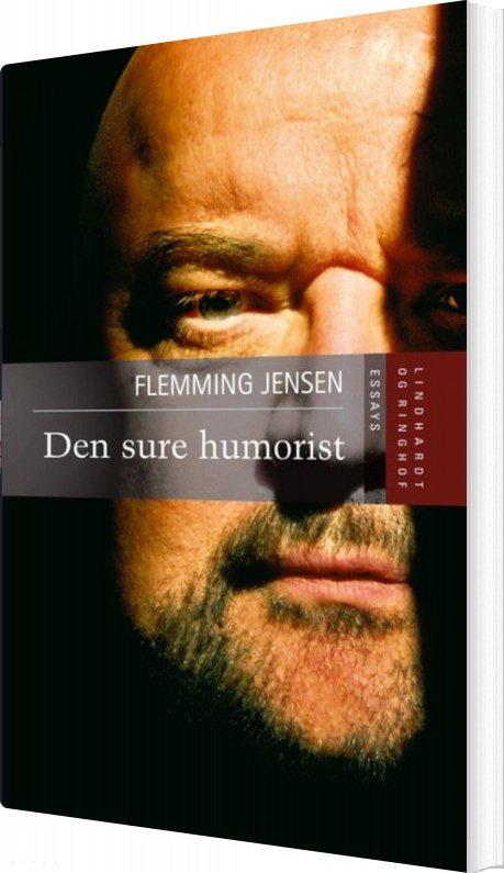 Image of   Den Sure Humorist - Flemming Jensen - Bog