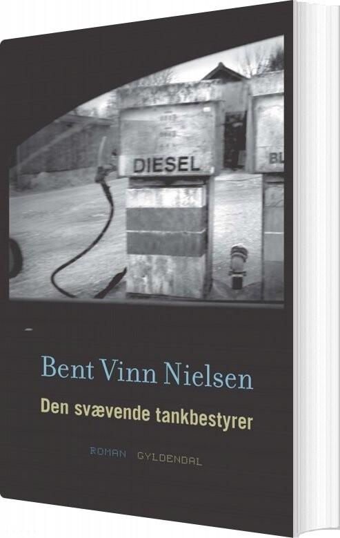 Image of   Den Svævende Tankbestyrer - Bent Vinn Nielsen - Bog