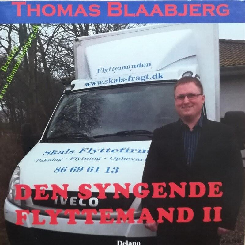 Billede af Thomas Blaabjerg - Den Syngende Flyttemand 2 - CD