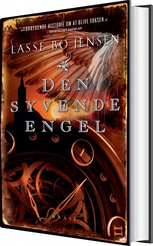 Image of   Den Syvende Engel - Lasse Bo Jensen - Bog