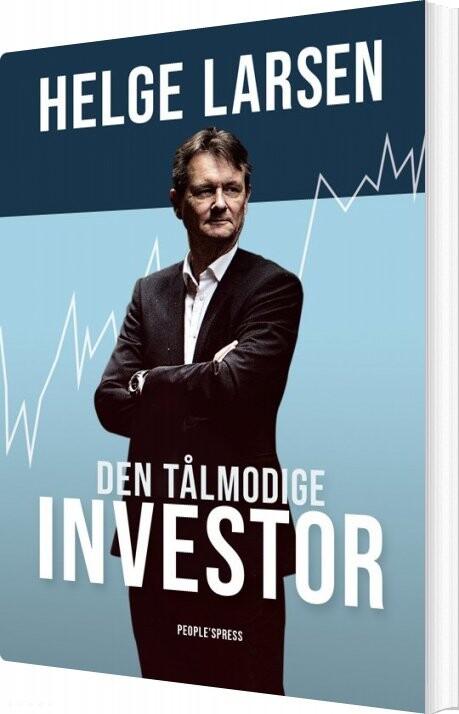 Image of   Den Tålmodige Investor - Helge Larsen - Bog