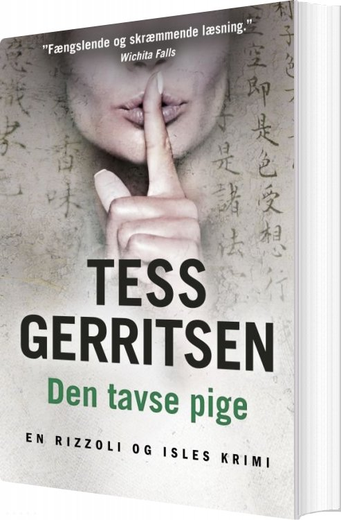 Den Tavse Pige - Tess Gerritsen - Bog