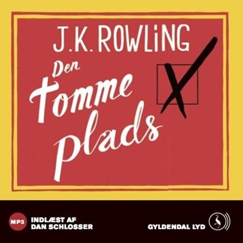 Image of   Den Tomme Plads - J. K. Rowling - Cd Lydbog