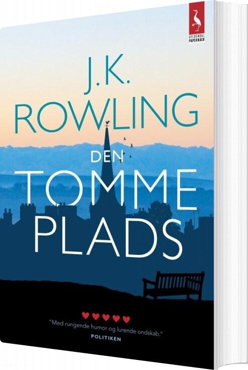 Den Tomme Plads - J. K. Rowling - Bog