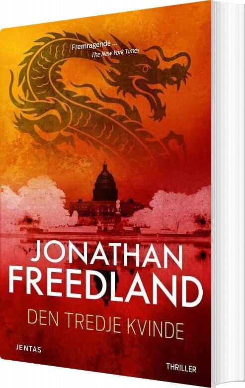 Image of   Den Tredje Kvinde - Jonathan Freedland - Bog