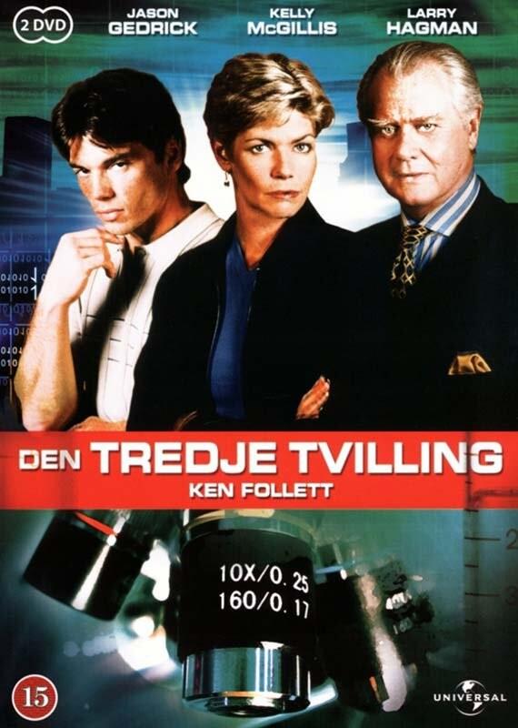 Image of   Den Tredje Tvilling - DVD - Tv-serie
