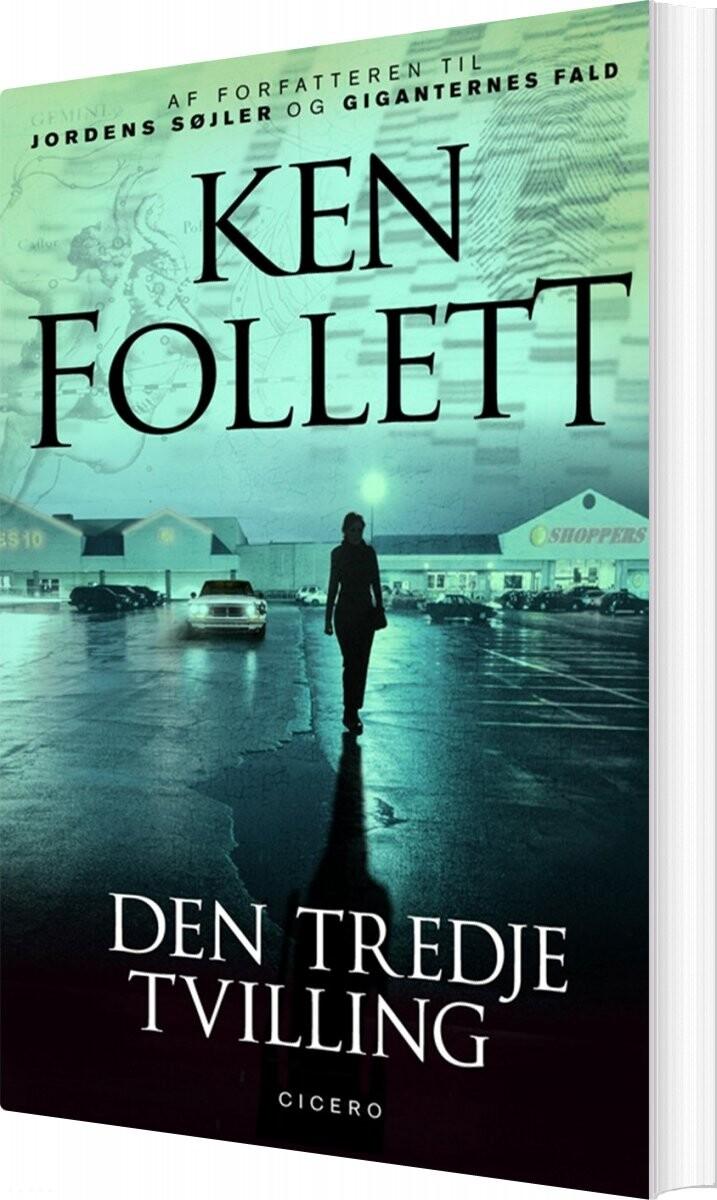 Den Tredje Tvilling - Ken Follett - Bog