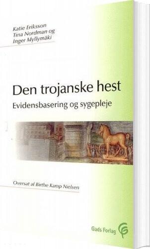 Image of   Den Trojanske Hest - Katie Eriksson - Bog