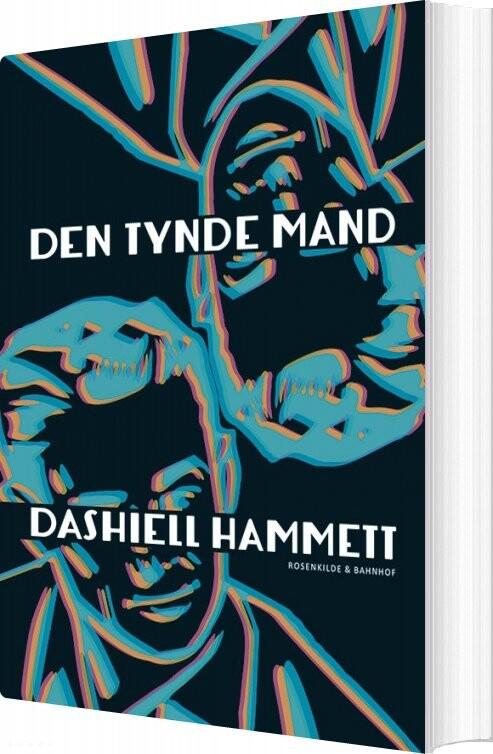 Den Tynde Mand - Dashiell Hammett - Bog