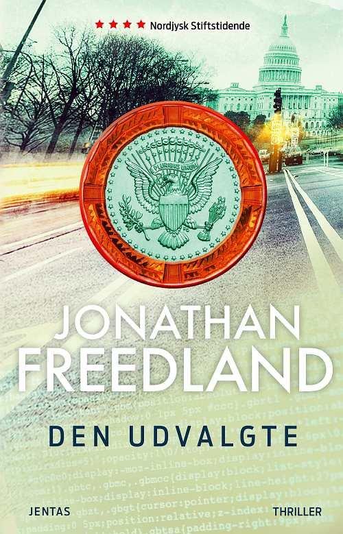Image of   Den Udvalgte - Mp3 - Jonathan Freedland - Cd Lydbog
