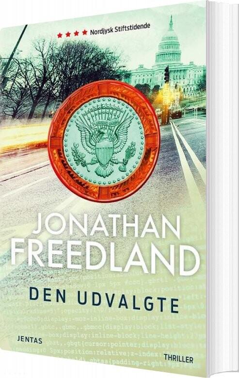 Image of   Den Udvalgte - Jonathan Freedland - Bog