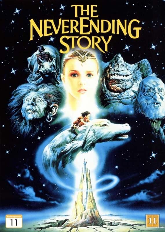 Billede af Den Uendelige Historie / The Neverending Story - DVD - Film