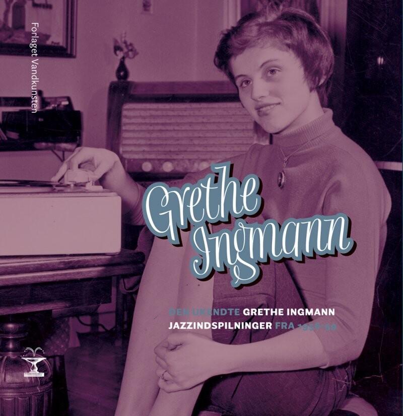 Image of   Grethe Ingmann - Den Ukendte Grethe Ingmann - CD
