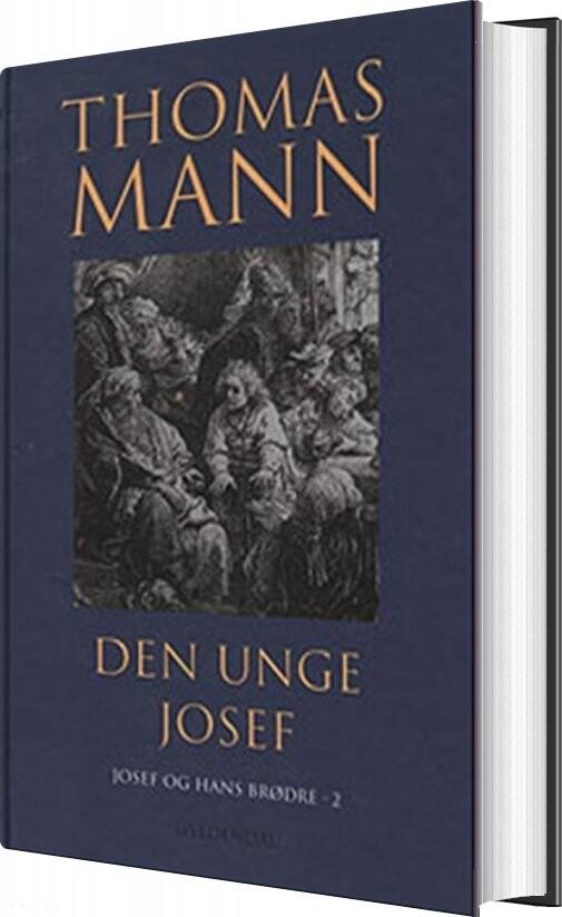 Image of   Den Unge Josef - Thomas Mann - Bog