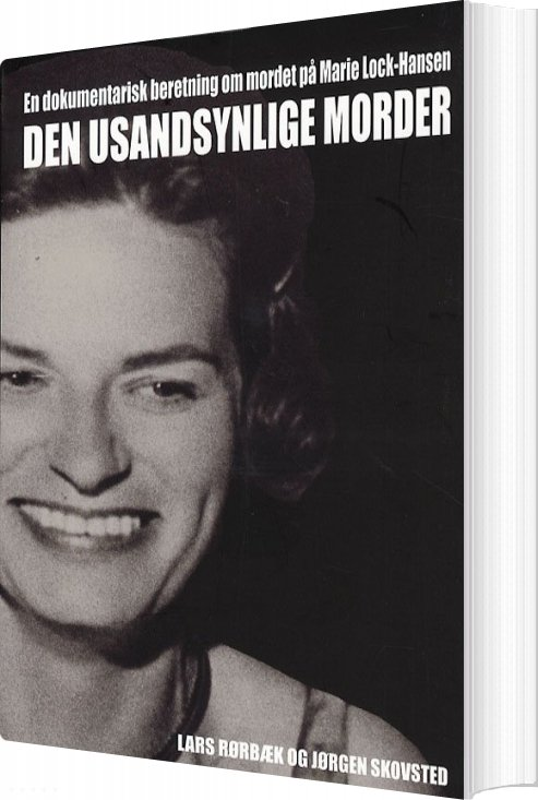 Den Usandsynlige Morder - Lars Rørbæk - Bog