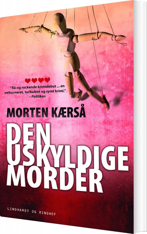 Den Uskyldige Morder - Morten Kærså - Bog