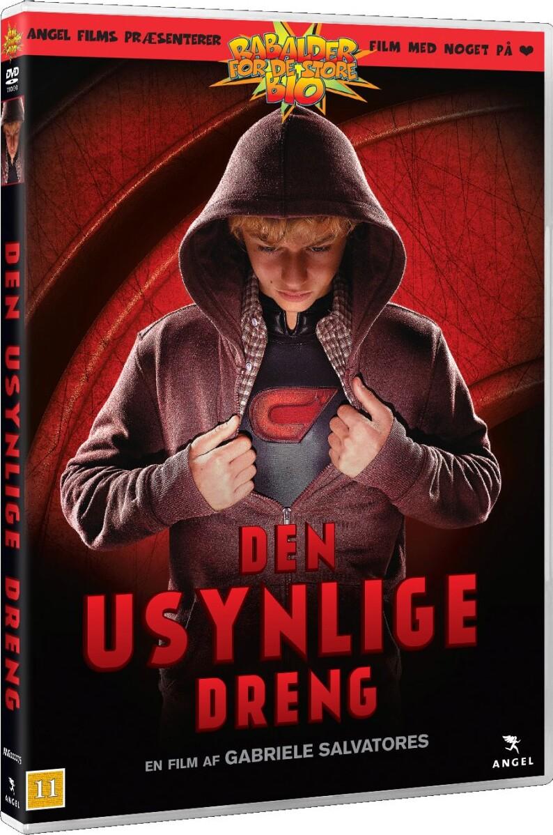 Image of   Den Usynlige Dreng - DVD - Film