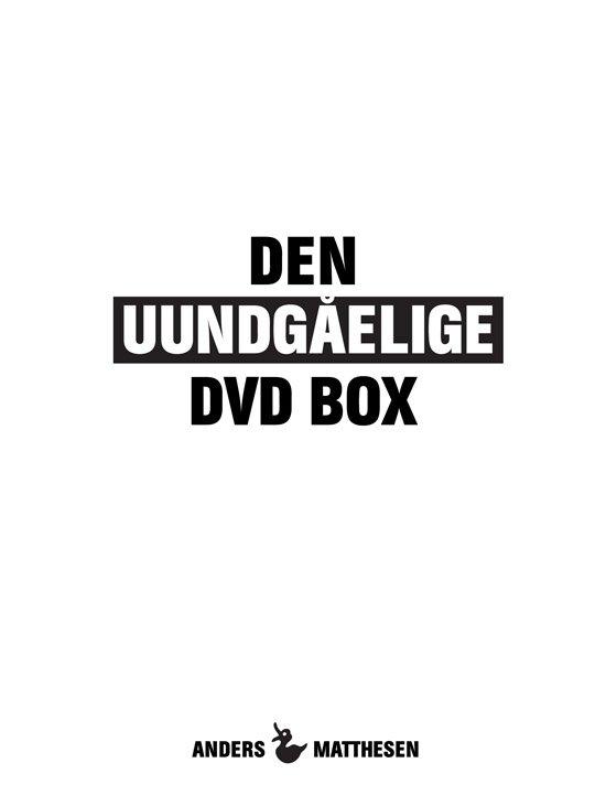 Image of   Den Uundgåelige Box - DVD - Film
