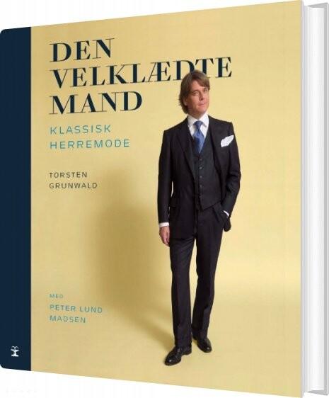 Den Velklædte Mand - Peter Lund Madsen - Bog