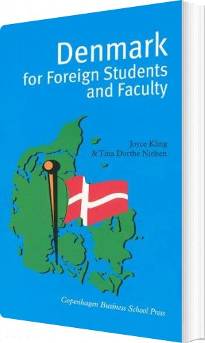 Image of   Denmark For Foreign Students And Faculty - Joyce Kling - Bog