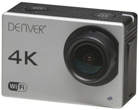 Image of   Denver - Action Sports Kamera - Fuld Hd - 30 M Vandtæt - Ack-8060w - Sølv