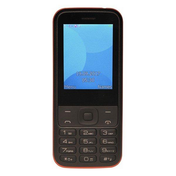 """Image of   Denver - Mobiltelefon Til ældre - 2,4"""" Skærm - Bas-18300m - Sort"""