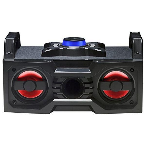 Image of   Denver Btb-60 - Trådløs Bluetooth Højtaler Med Fm Radio Og Lyd - Sort