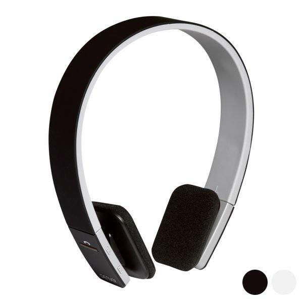 Image of   Denver Trådløs Bluetooth Høretelefoner Bth-204 - 200 Mah - Sort