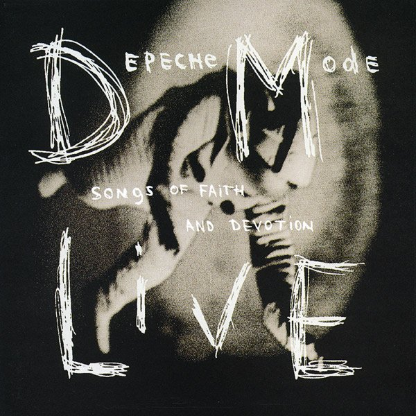 Image of   Depeche Mode - Songs Of Faith And Devotion - Live - CD