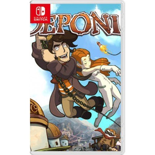 Image of   Deponia - Nintendo Switch