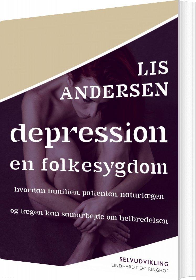 Image of   Depression - En Folkesygdom - Lis Andersen - Bog