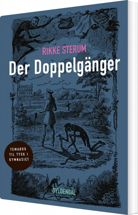 Image of   Der Doppelgänger - Rikke Sterum - Bog