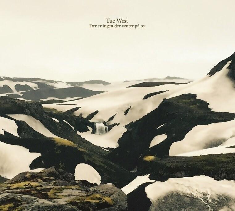 Tue West - Der Er Ingen Der Venter På Os - CD