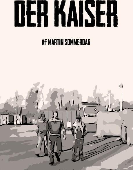 Image of   Der Kaiser - Martin Sommerdag - Bog