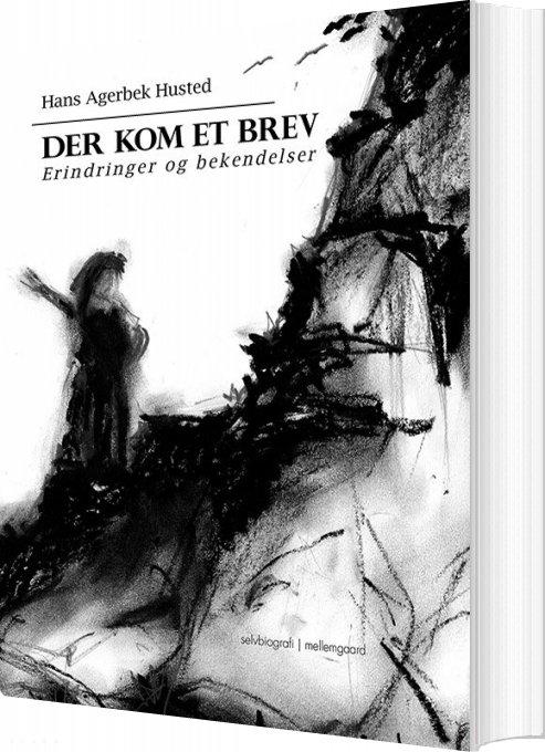 Image of   Der Kom Et Brev - Hans Agerbek Husted - Bog