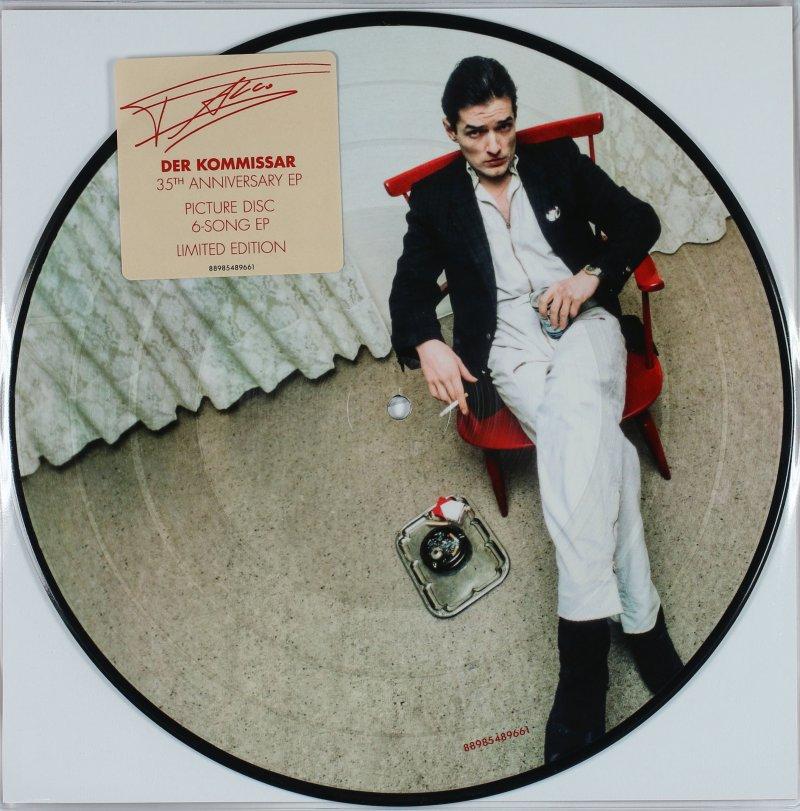Image of   Falco - Der Kommissar - 35th Anniversary Edition - Vinyl / LP